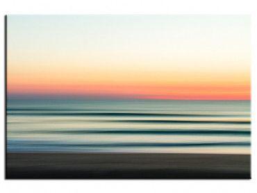 Tableau contemporain Sunset Lines