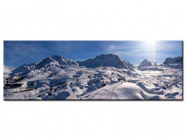 Tableau déco paysages panorama des pyrénées