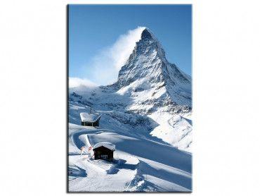 Tableau déco murale montagne matterhorn