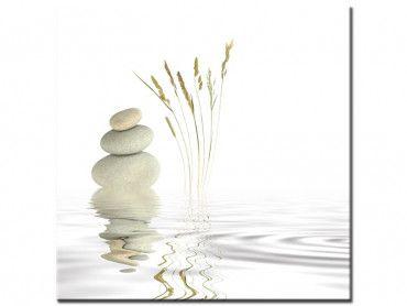 Tableau deco zen peace