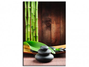 Tableau déco zen spa