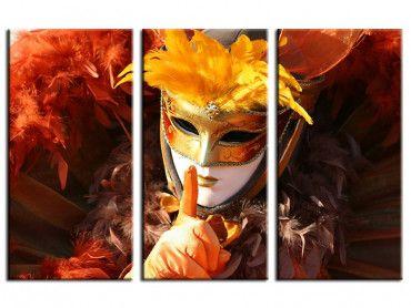 Tableau décoration murale carnaval de venise