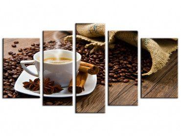 Tableau décoratif tasse de café