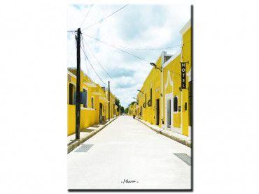 Tableau urbain viva mexico