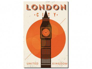 Tableau Big Ben Londres