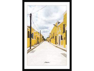 Cadre urbain viva mexico