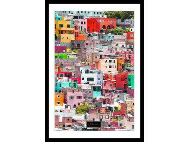 Affiche casa Mexico