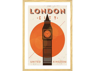Cadre Big Ben Londres