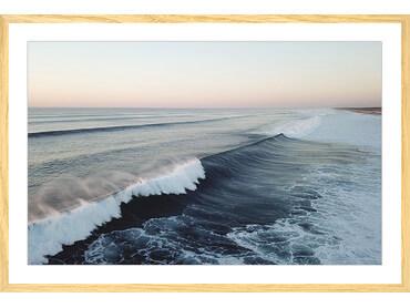 Cadre photo surf Landes