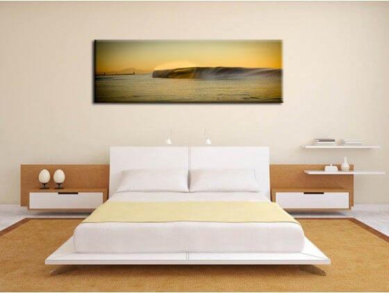 Tableau photographie paysage ocean