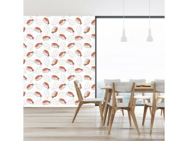 Papier peint vive les sushis