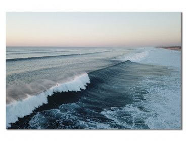 Tableau photo surf Landes