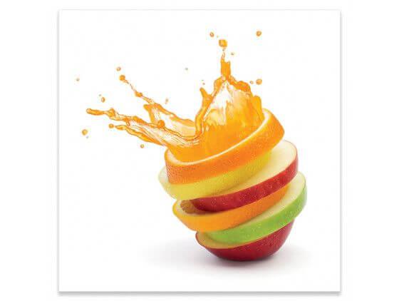 Cadre Cuisine Deco Fruitees Et Vitaminees A Petit Prix