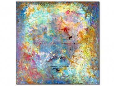 Tableau abstrait Lumière
