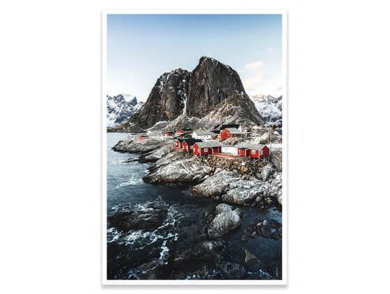 Cadre Rouge tradition sur Lofoten