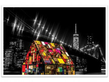 Cadre New York colors of night
