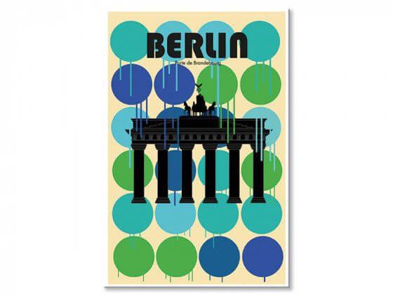 Tableau Berlin Brandenburger Tor