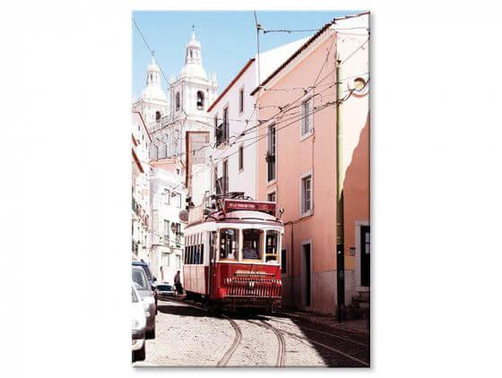 Tableau WelcometoPortugal Tram