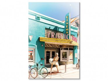 Tableau Tropic cinema - Key West - 416, Eaton Street