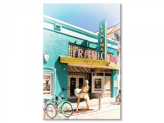 Tableau Tropic cinema - Key West - 416, Eaton Street