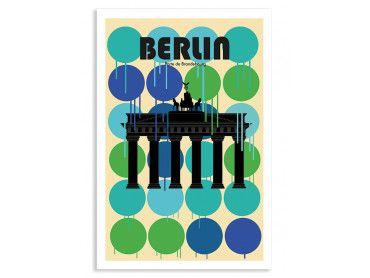 Cadre Berlin Brandenburger Tor