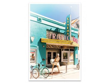 Cadre Tropic cinema - Key West - 416, Eaton Street