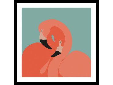Cadre Flamingo Embrace