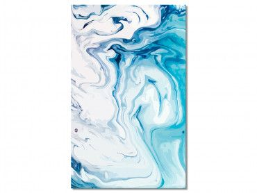 Tableau toile deco abstract