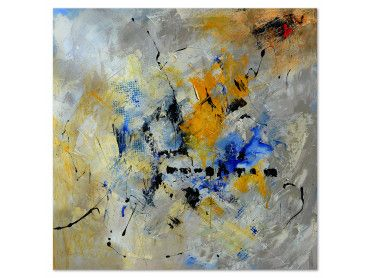 Tableau Reproduction Abstract art par Pol