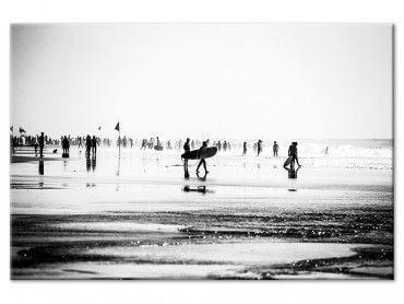 Tableau photo summer beach time