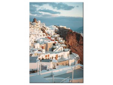 "Photo paysage les Cyclades ""Santorini"""