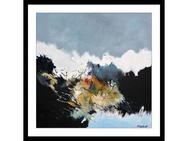 Affche reproduction Abstract art Pol