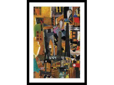 Affiche Thème abstrait urbain Cityscape