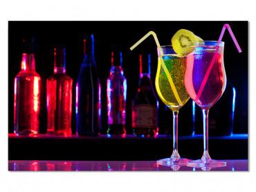 Tableau decoration soirée cocktail drink