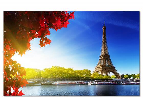 Tableau deco Paris magnifique Tour Eiffel