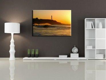 Tableau photo paysages surf sur Anglet