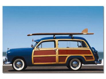Tableau Surf Car de Legende