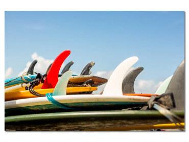 Tableau Surf et Derives