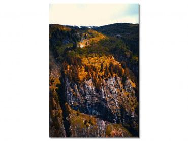Tableau Nature Failles et Ravins Sauvages