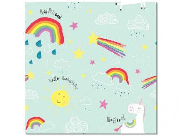 Tableau enfant Happy Sky