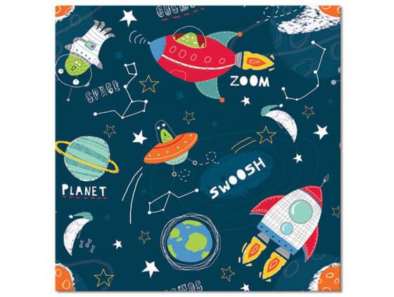 Tableau enfant Happy Cosmos
