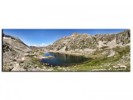 Tableau photo paysage sur le Massif du Néouvielle