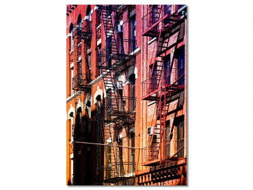 Tableau urbain New York West side Story
