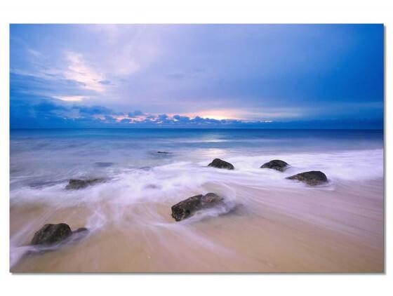 Tableau levée de soleil sur Pulau weh