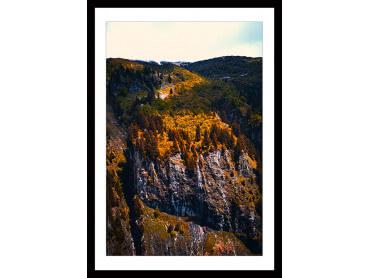 Affiche nature Failles et Ravins Sauvages