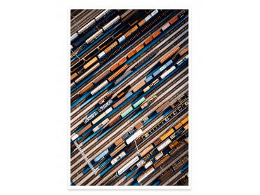 Affiche photo Frêt et compilations