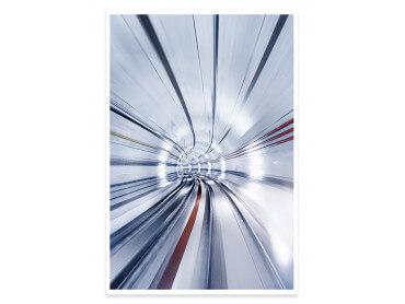 Affiche photo Propulsion et Supersonique