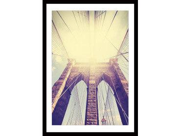 Affiche photo Sunshine sur Brooklyn