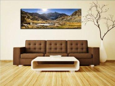Tableau photo paysage montagne Vignemale