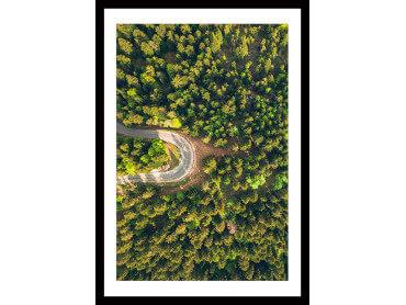 Affiche Nature Urbaine l' Aventure
